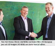 Boxon förvärvar etikettföretaget BEAB