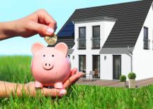 Eigenheim: Vor allem Normalverdiener profitieren