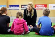 Hanna Marklund – en ständigt aktuell idrottsprofil