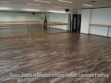 What Type of Flooring Suitable For Dance Studio?