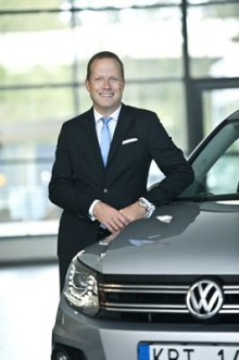 Volkswagen och Svenska Rallyt skriver treårigt samarbetsavtal