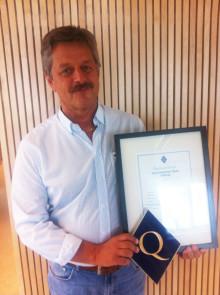 Stora Hammars skola certifierad enligt Qualis