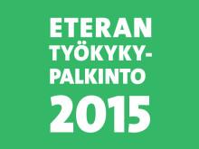 Eteran Työkykypalkintoehdokkaat 2015 valittu – voittajan valitsee Stefan Lindfors
