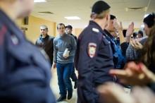 Bolotnaja: Alexey Polihovich