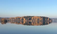Sten B Norén: Ode till Lindessjön