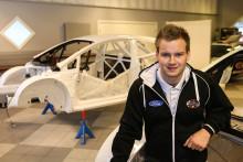 Norsk talang klar för RallyX Supercar Scandinavia och Olsbergs MSE – Daniel Holten