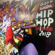 Sh bygg huvudpartner på Gottsunda Hiphopfestival