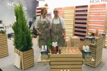 Success for NOA Relaxation at international trade fairs