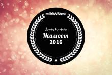 Har du årets newsroom?
