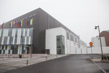Sol ger kraft till Helsingborg Arena