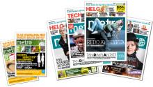 Metro vinner designpris!