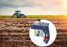 BPW gets its grips on the brake force of unsprung agricultural machinery
