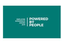 Pressunderlag, Employee Experience Award 2019