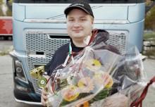 Hampus Karlsson från Bräkne-Hoby vann kvaltävling till Yrkes-SM i Karlshamn