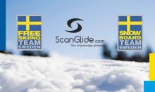 ScanGlide ny leverantör till Freeski- och Snowboardlandslaget