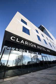 Tripadvisor kåring gir gulldryss til Clarion Hotel