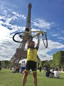 Förberelserna inför Paris i full gång för Team Rynkeby