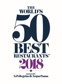 Dekton® by Cosentino, officiell bänkskivepartner till  The World's 50 Best Restaurants 2018