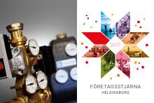 LK utnämnt till företagsstjärna i Helsingborg