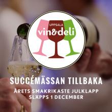 Dags för årets smakrikaste biljettsläpp: Vin & Deli-mässan på UKK
