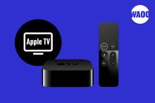 Waoo rykker ind på Apple TV