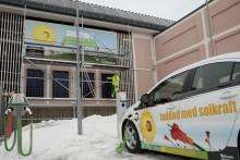 Pressinbjudan: Jämtkraft inviger solkraftsanläggning
