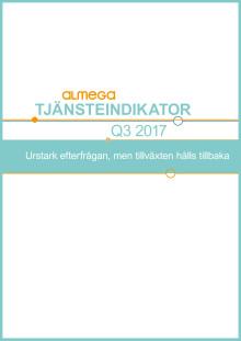 Tjänsteindikatorn, 2017, kvartal 3 - full version