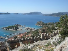 ​Exploring Turkey's Lycian Way