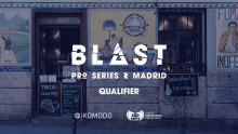 ​BLAST Pro Series introduces national qualifiers for the Madrid tournament