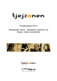 Tjejzonens rapport 2014