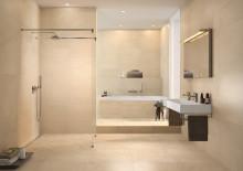 La génération des 50 ans et plus:  Les plus de 50 ans en veulent davantage –  plus de confort et plus de bien-être dans la salle de bains