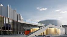 Underjordisk opera- og konserthus ved Grieghallen
