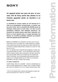 Communication de presse_Alpha7S_F-CH_140407