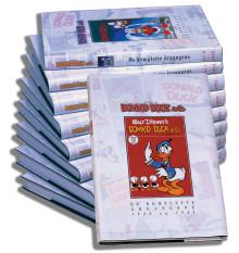Hundre Donald-bøker blir til sammen 1, 8 millioner i opplag