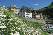 In Gedanken reisen: Typische Schweizer Hotels
