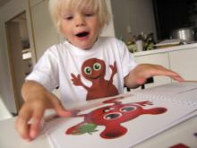 Stöd ditt barns språkutveckling!