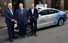 Ford og Volkswagen udvider globalt samarbejde til at omfatte selvkørende teknologier og elektrificering