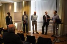Lyckat seminarium om framgångsrik produktutveckling