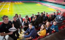 BT Cymru Wales and WRU team up for National Apprenticeship week
