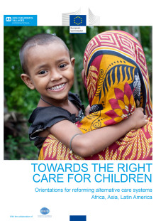 "Rapport ""Towards the Right Care for Children"""