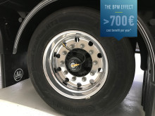 AirSave: BPW automatically controls tyre and cost pressure
