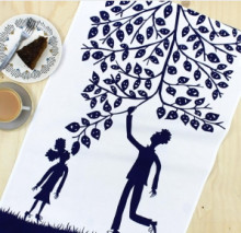 To Dry For launches designer tea towel to raise money for The Sick Children's Trust