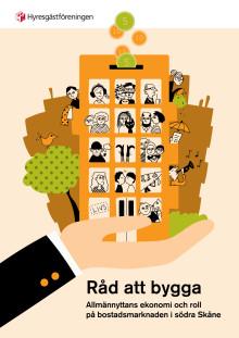 Allmännyttans ekonomi och roll på bostadsmarknaden i södra Skåne