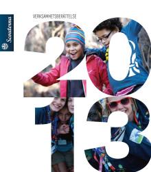 Scouternas verksamhetsberättelse 2013