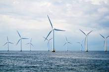 Milestone for proposed Moray East windfarm