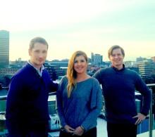 Tre nye medarbeidere til Mynewsdesk