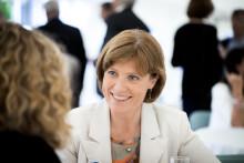 Siemens-leder blir president i Norsk-Tysk Handelskammer