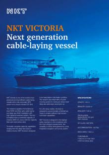 NKT Victoria technical sheet