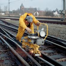 Flexovit lanserer et nytt sortiment kappe- og slipeprodukter for jernbanevedlikehold og skinnekapping