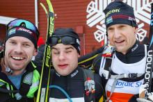 Team Engcon går Vasaloppet